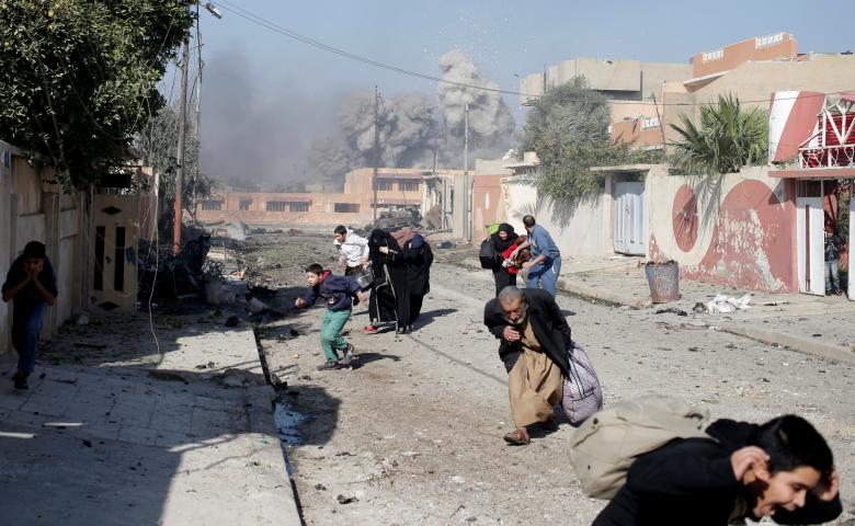 Iraqi Controversy Fueled by Qaim Air Strikes