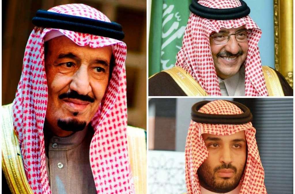 Saudi Leadership Offers Condolences for Aden, Karak Victims