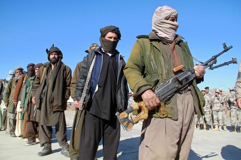 Moscow, Tehran Ties with Taliban Stoke Afghan Anxiety