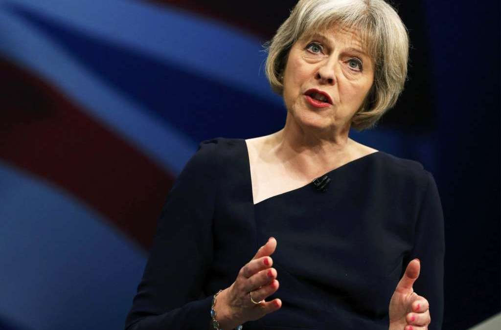 British PM: Gulf Security Is Our Security