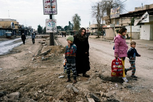 Some Mosul Residents Face New Fears after ISIS Rule