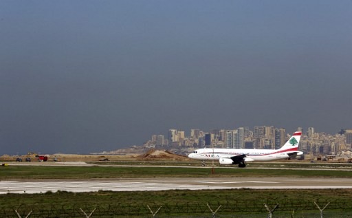 Lebanese Mobilization for Airport Safety over Bird Scare