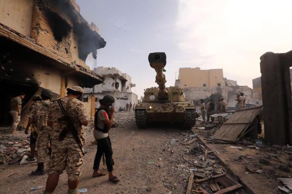 Deputy Leader of Libya's GNA Resigns