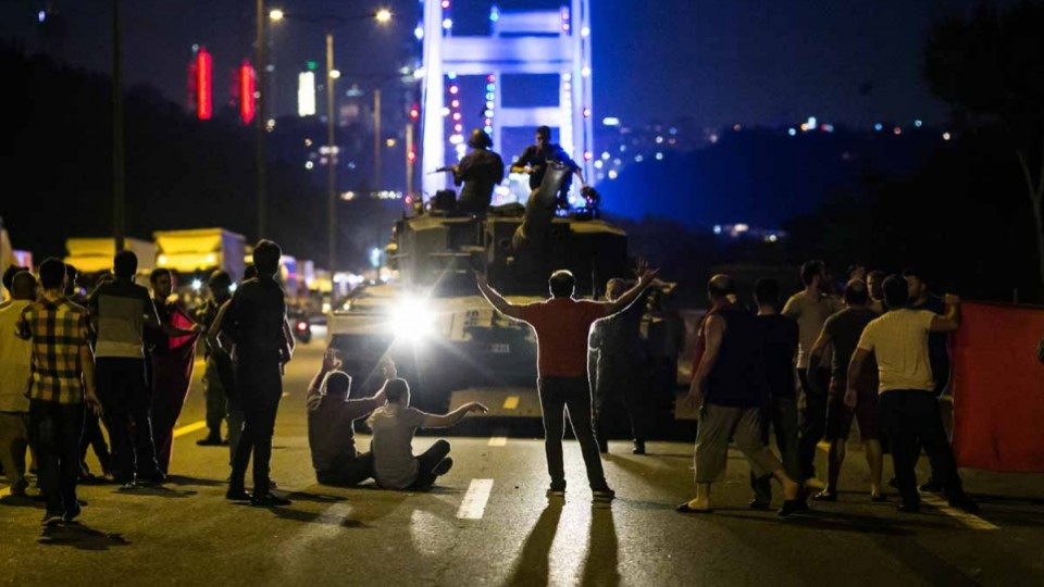 Turkey:  First Batch of Militants Involved in Attempted Coup on Trial