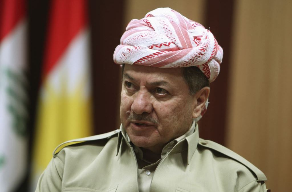 Barzani: Arab Sunnis in Iraq Suffer from Absence of Religious, Political Authority