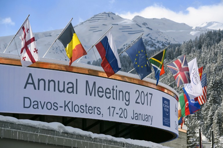Davos Forum Kicks Off with Cautious Optimism