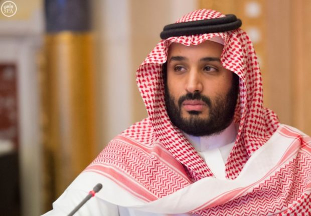 Saudi Deputy Crown Prince Orders Transfer, Treatment for Two Syrian Children