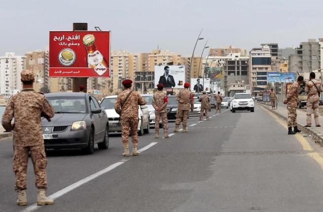 Al-Thani's Government: 1,000 U.S. Soldiers Covertly Entered Tripoli