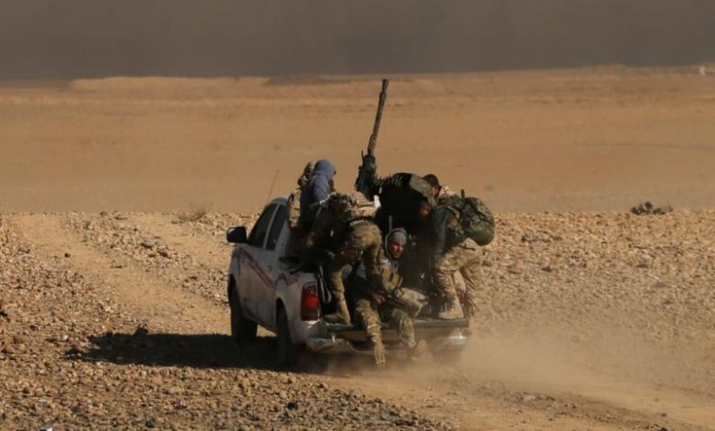 Iraqi Troops Reach Tigris River in Mosul