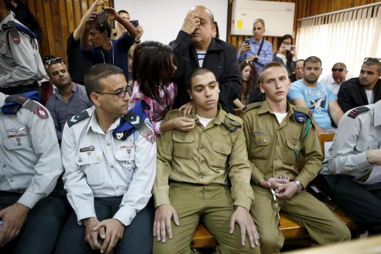 Israeli Soldier Conviction Stirs Mixed Reactions in Israel