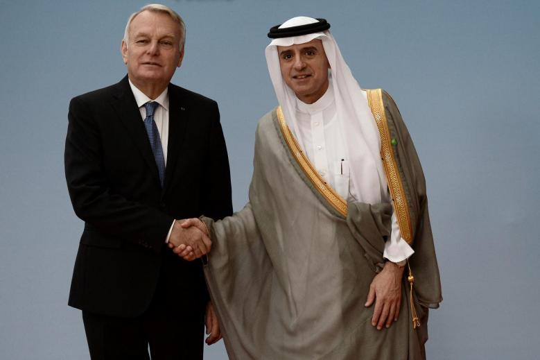 French FM in Riyadh on Monday to Discuss Regional Issues