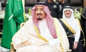 King Salman bin Abdulaziz Al Saud. SPA