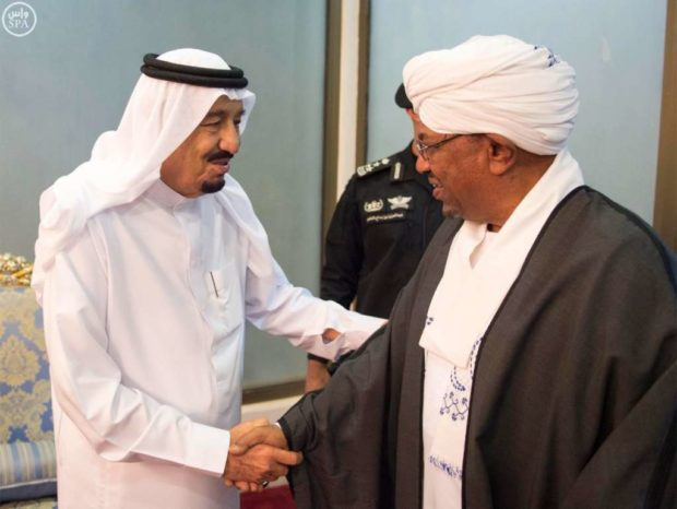 Sudanese Source: Al-Bashir in Saudi Arabia to Meet King Salman