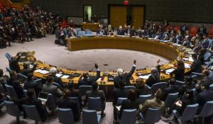 United Nations Security Council. Reuters