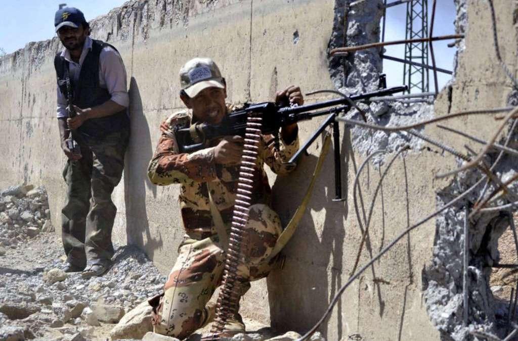Deir Ezzor … ISIS' Alternative Capital
