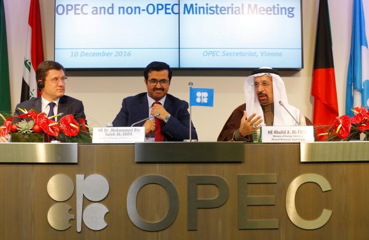 OPEC Kicks Off Cut Deal Monitor