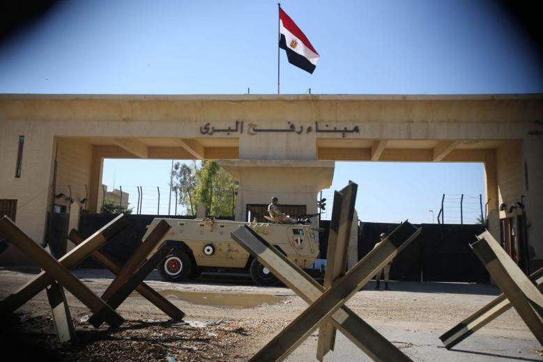 Cairo Reopens Rafah Crossing after Hamas meeting with Egyptian Officials