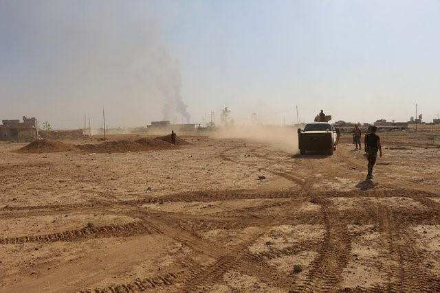 Iraqi Forces Enter Mosul from North for The First Time