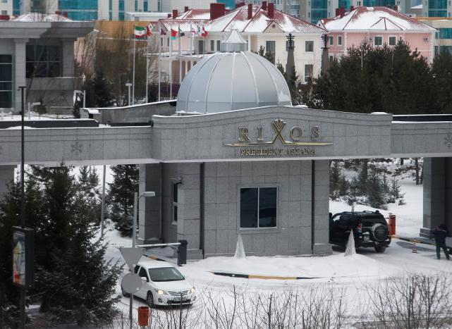 Syria Rebels Vow to Continue Fighting If Astana Talks Fail