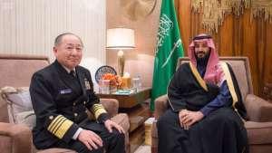 Saudi, Japan, Prince Mohammed bin Salman bin Abdulaziz, Katsutoshi Kawano