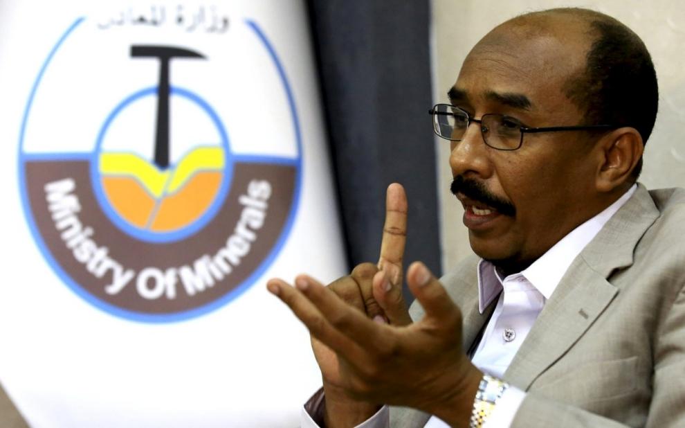 Ahmed al-Karuri: 'Sudan's Gold Reserves Amounts to 1,550 Tons'