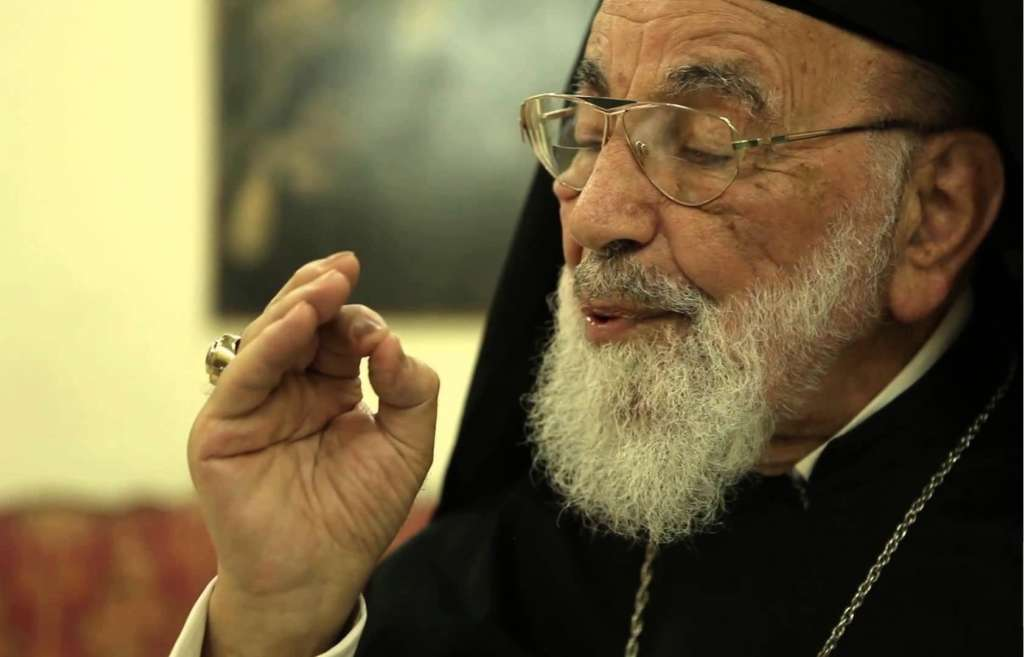 Archbishop of Jerusalem Hilarion Capucci Dies in Exile in Italy
