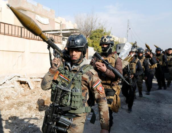 ISIS Collapses in East Mosul … Fighting Centers at University
