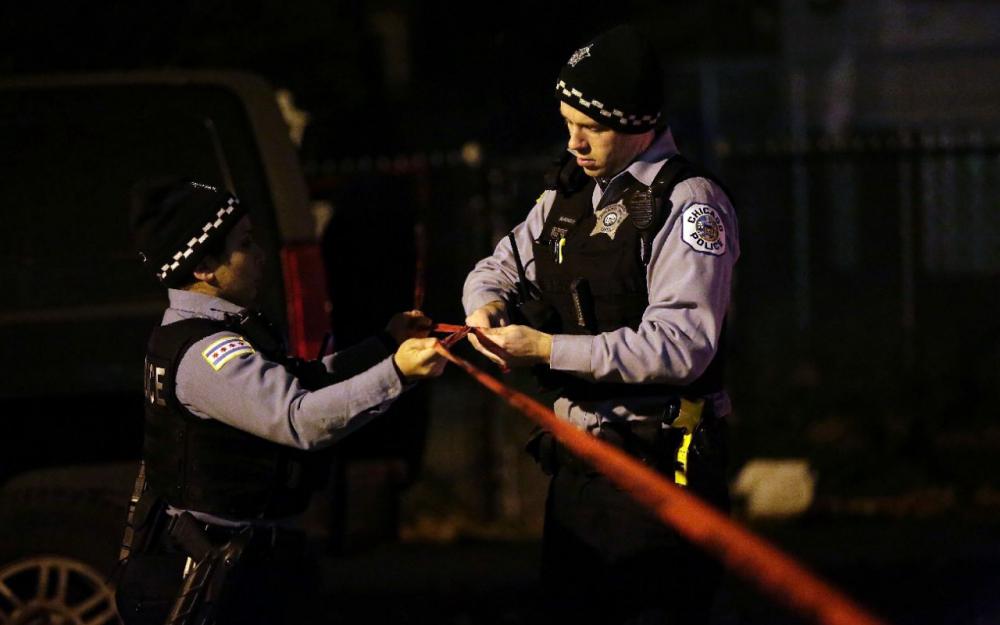 Trump Threatens Federal Intervention over Violent Crime
