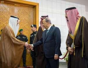 Lebanon, Saudi, Lebanese President Aoun, FM Gebran Bassil, King Salman