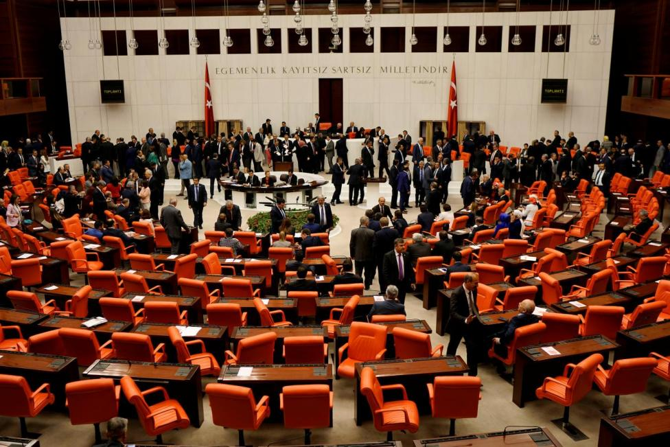 Turkish Parliament Discusses Constitutional Amendments amid Opposition
