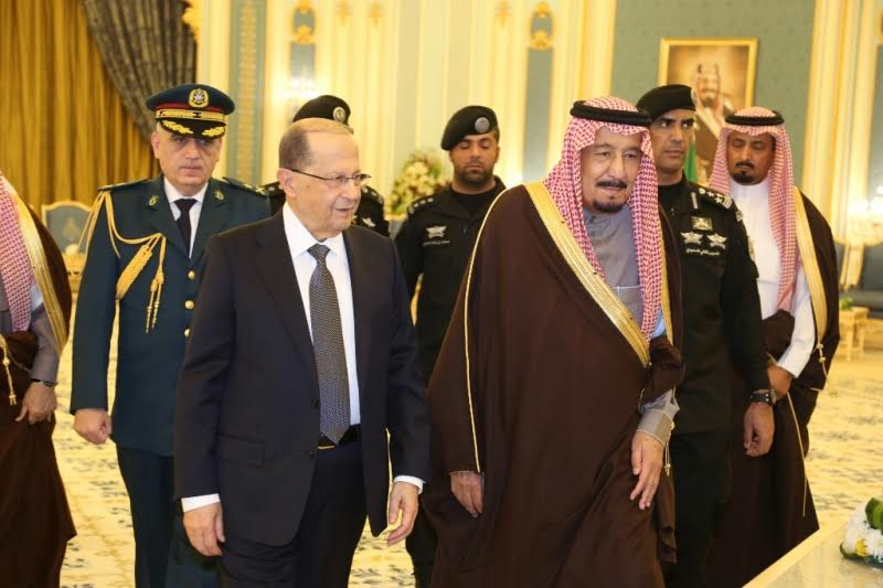 Aoun: Relations with Saudi Arabia, Gulf Normalized, Troubled Page Folded