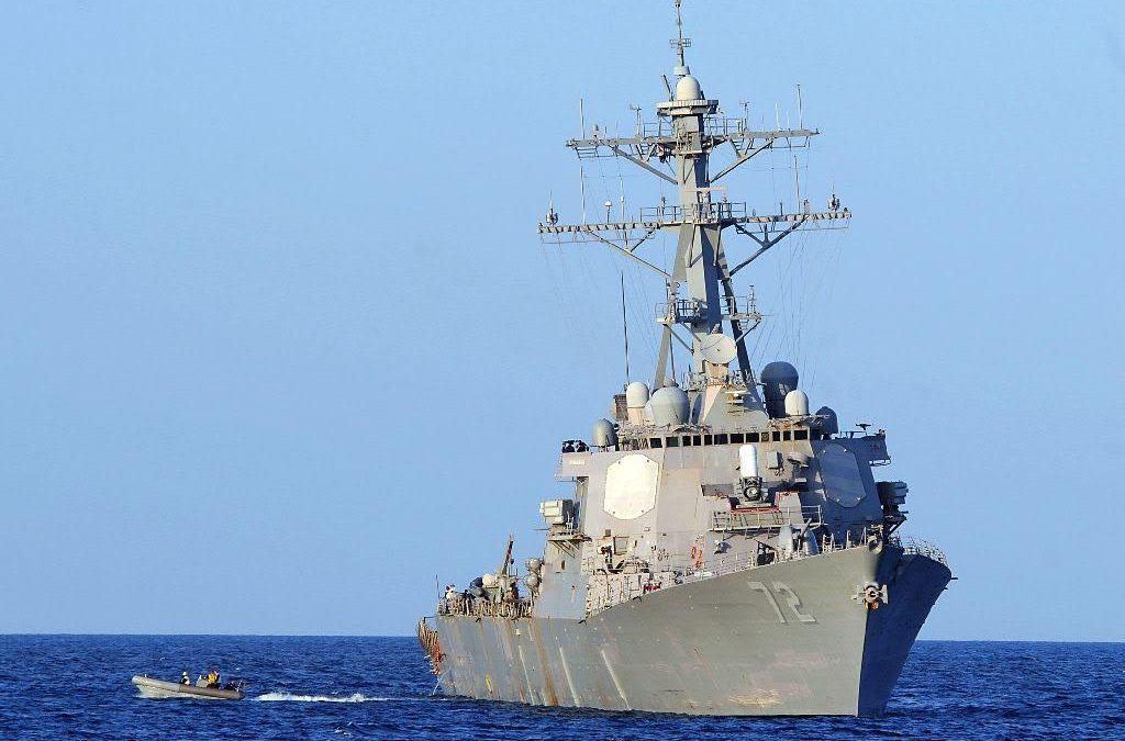 U.S.-Iranian Skirmishes in Strait of Hormuz