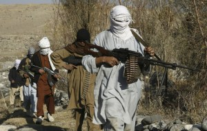 Taliban militants pose with weapons in an undisclosed location in Nangarhar province in this December 13, 2010 picture. REUTERS, Stringer