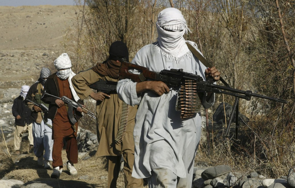 Afghan Forces Start New Year Battling Taliban