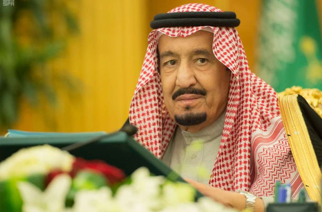 Custodian of the Two Holy Mosques Condemns Egypt Attacks