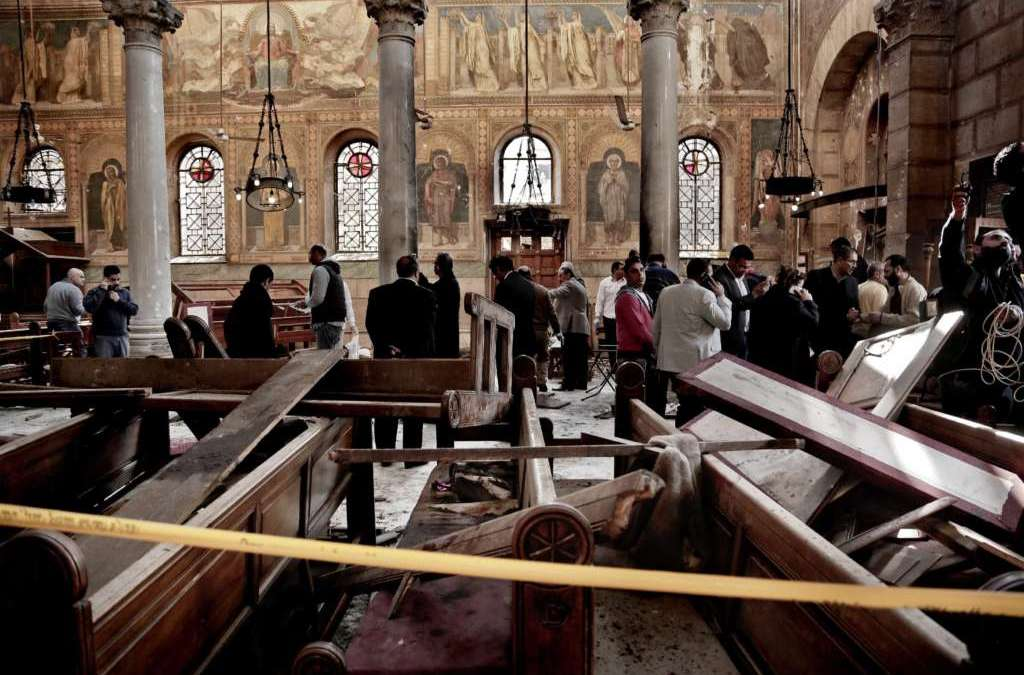 Christians, Targeted by ISIS, Flee in Droves from Egypt's Arish