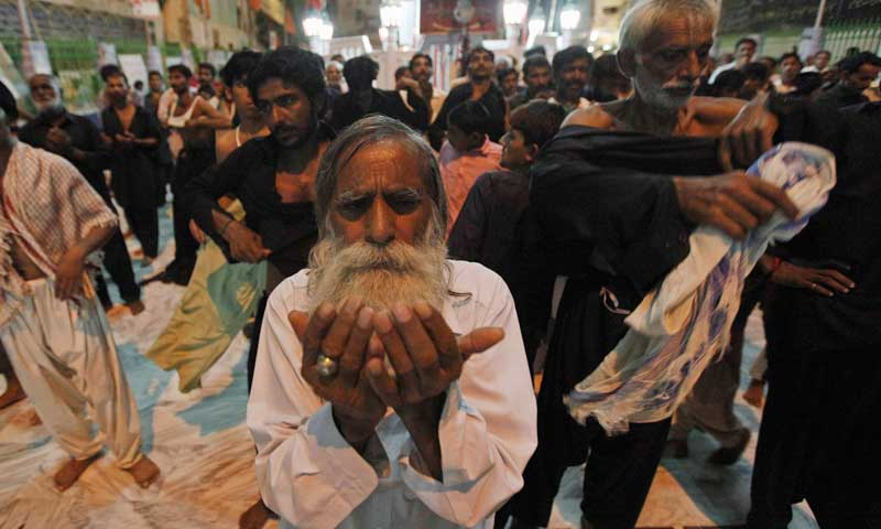 Suicide Bomber Kills at Least 25 in Attack on Pakistani Shrine