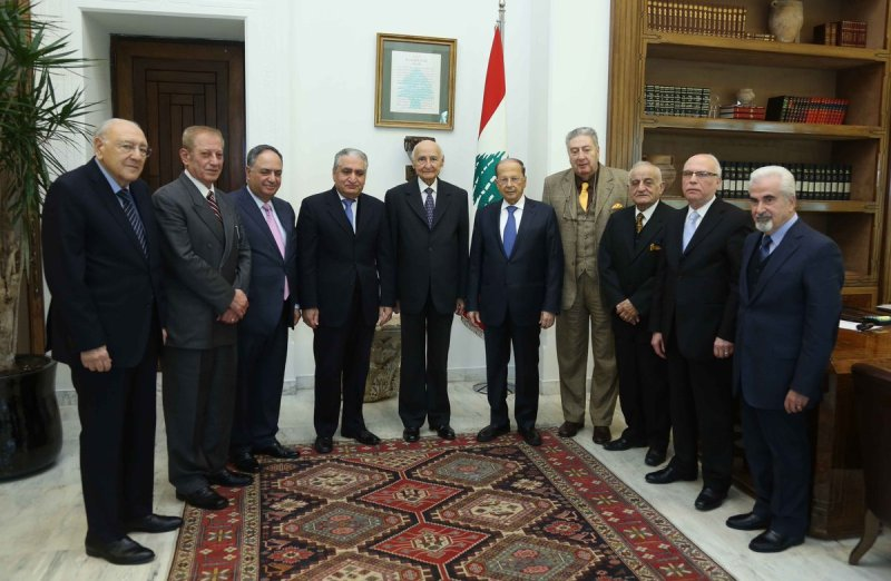 Lebanon: Aoun Hints he Would Resort to Constitutional Powers over Electoral Law Dispute