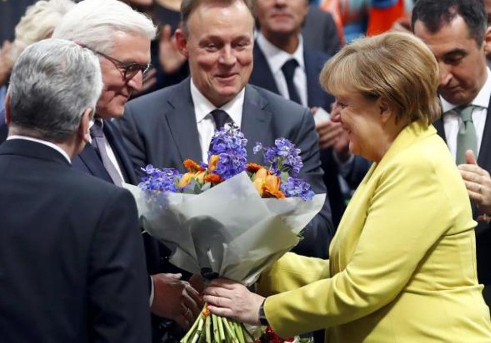 Germany Elects Steinmeier as President