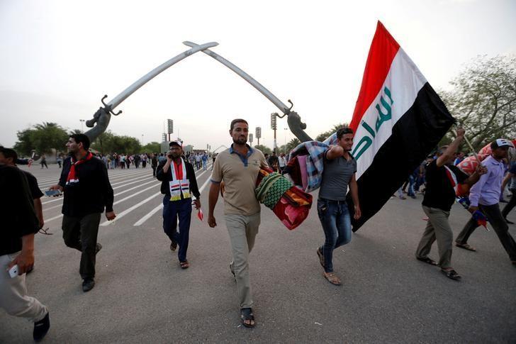 Iraq: Protesters Demand New Electoral Law