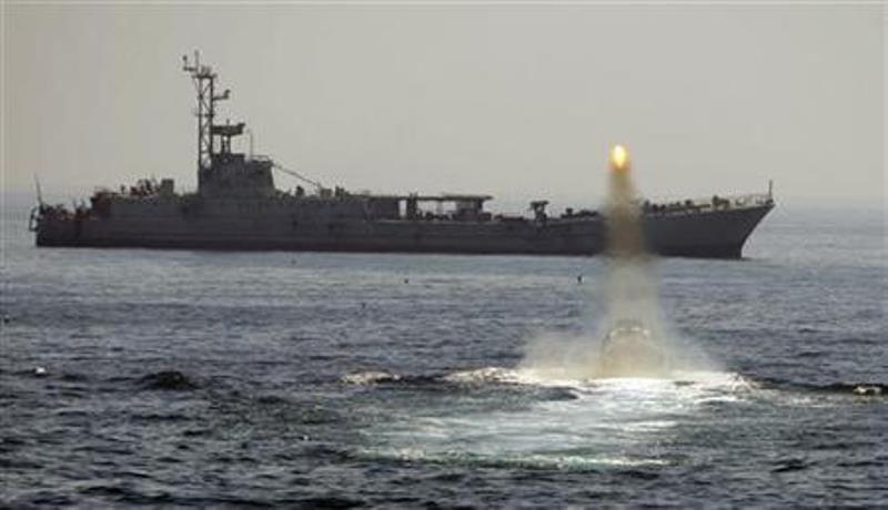 Iran Tests Cruise Missile in Arabian Gulf