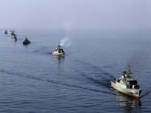 Iranian Army Stages Exercises between Strait of Hormuz and Bab-el-Mandeb