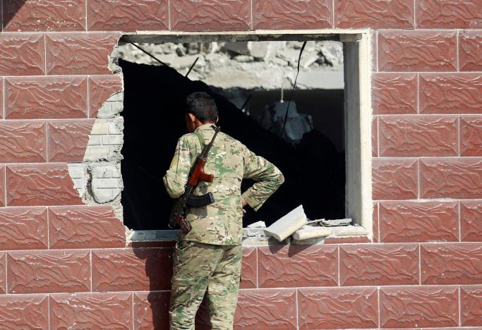 Blowing up Houses, Digging up Graves… Iraqis Purge ISIS