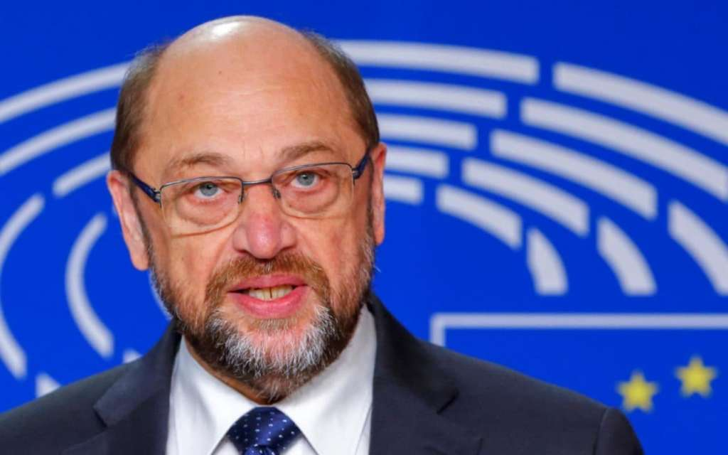 Martin Schulz to Compete Merkel on German Chancellorship