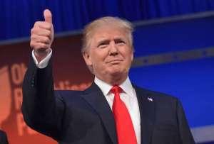 U.S. President Donald Trump,
