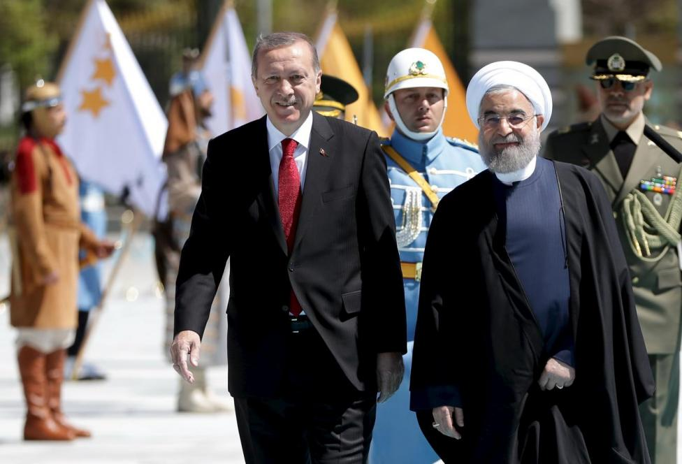 Iranian-Turkish Ties Swing between Clash and Joint Concerns