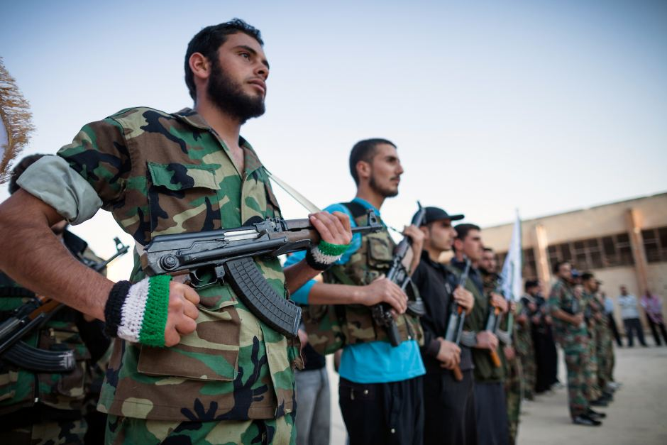 6 Factions Constitute the Core of Turkey-Backed Syrian National Army