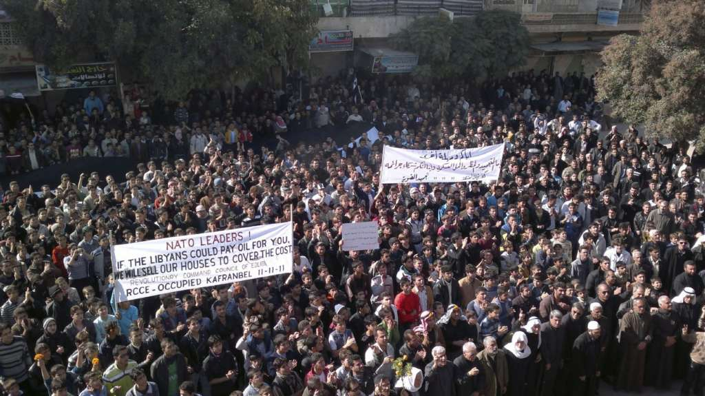Six Years into Syria's Revolution