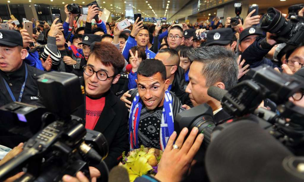 Astronomical Wages, Huge Transfer Fees … How Long Can China's Football Gold Rush Last?