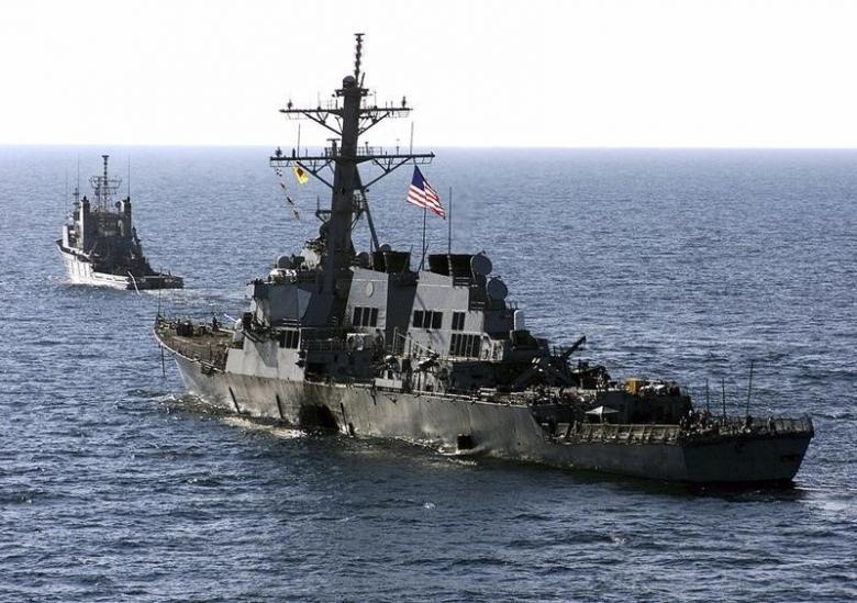 U.S. Navy Dispatches Destroyer to Monitor Yemen Waters as Iran Tensions Heighten